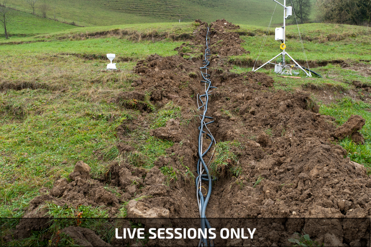 Electrical Resistivity Imaging & Tomography: Advanced (ONLY LIVE SESSIONS)